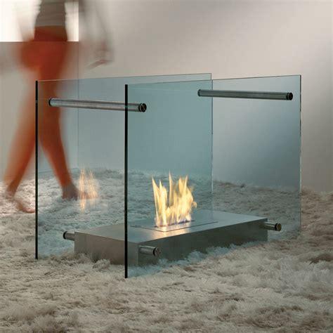 camini bioetanolo da terra caminetto a bioetanolo da terra in acciaio inox e vetro