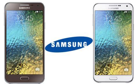 Samsung Galaxy A5 A7 E5 E7 the samsung galaxy e5 and galaxy e7 officially unveiled more affordable alternatives to galaxy