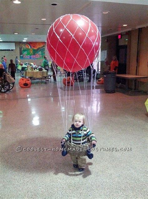 cool hot air balloon halloween costume for a toddler halloween costumes halloween and air balloon