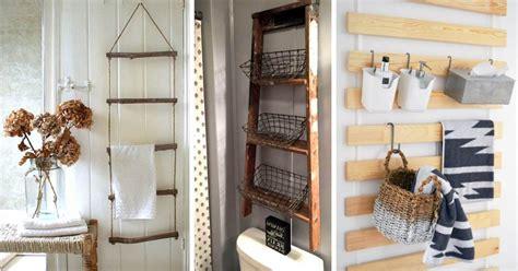 hanging bathroom storage ideas making