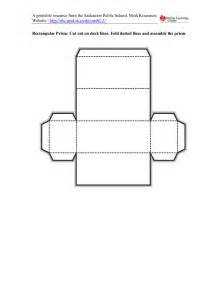 templates to cut out 5 best images of 3d rectangle template printable cut out