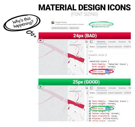 material design icon dimensions material design icon dimensions css material design icons