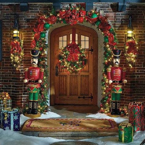 christmas outdoor decorations exterior christmas decorations photograph these trendy out