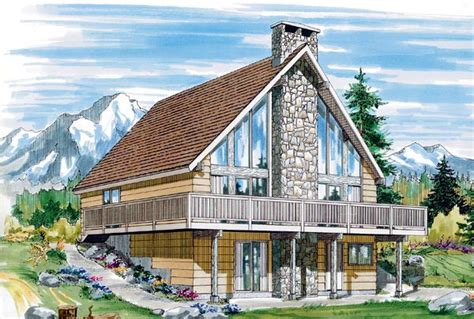 modified a frame house plans free home plans modified a frame house plans