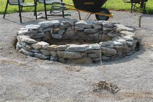 how to build a pit with rocks how to create a beautiful inexpensive backyard pit