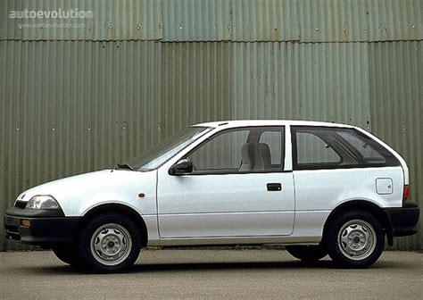 how to work on cars 1992 suzuki swift electronic throttle control suzuki swift 3 doors specs 1991 1992 1993 1994 1995 1996 autoevolution