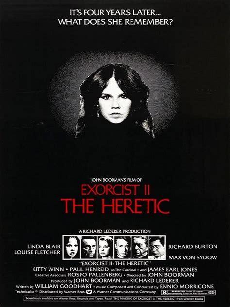 film exorciste 2014 affiche du film l exorciste 2 l h 233 r 233 tique affiche 2
