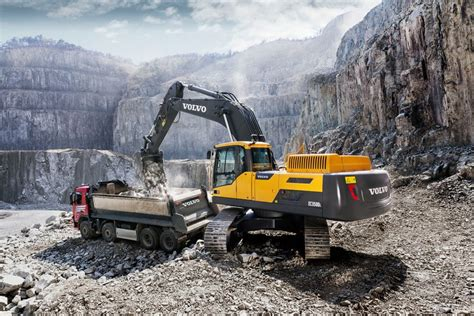 cjd volvo new volvo ec350d for hire cjd equipment