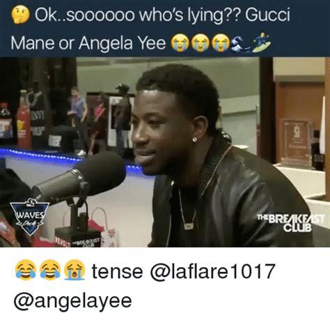 Gucci Mane Memes - 25 best memes about angela yee angela yee memes