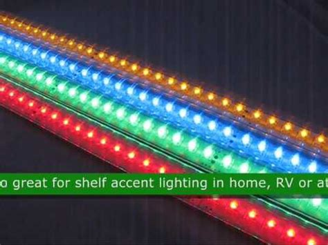 12 inch led tube light 48769 48 inch led tube light low voltage 12 volt dc youtube