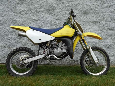 2006 Suzuki Rm85 Buy 2006 Suzuki Rm85 Mini Pocket On 2040 Motos