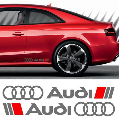 Audi Decals by Audi Sticker Koreasticker