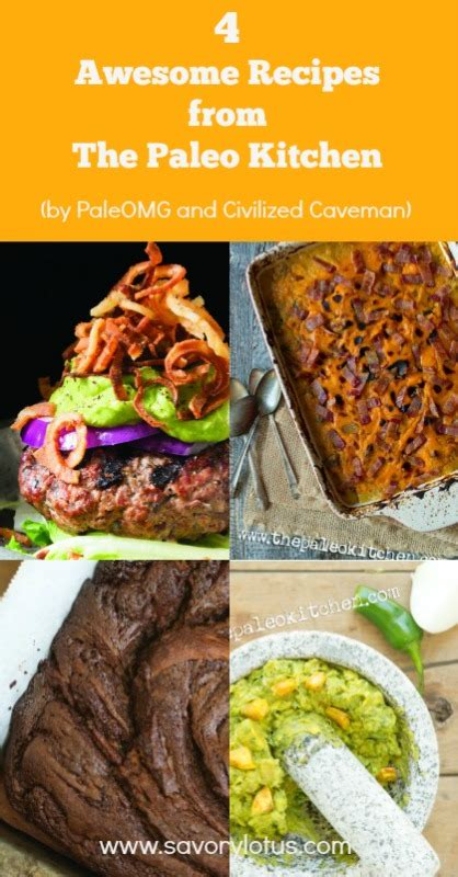 the paleo healing cookbook nourishing recipes for vibrant health books 4 recipes from the paleo kitchen by paleomg and civilized