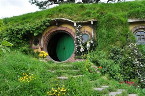 Hobbit Home Interior Garden House Itself Build Welcome To The Shire Fresh