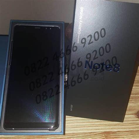 Harga Samsung Galaxy Note 8 Di Jakarta jual samsung note 8 baru murah black market original