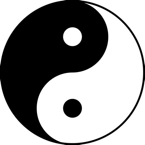 what does the yin yang symbolize yin yang symbol or taijitu 太極圖 used by taoists