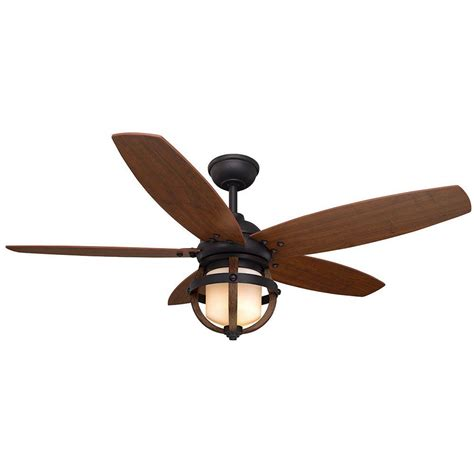 home decorators collection ceiling fan reviews home decorators collection noah 52 in indoor forged iron
