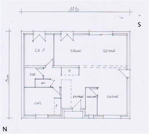 Plan Maison 100m2 Plein Pied Gratuit Que Pensestu De A plan maison 100m2 plein pied gratuit que pensestu de a