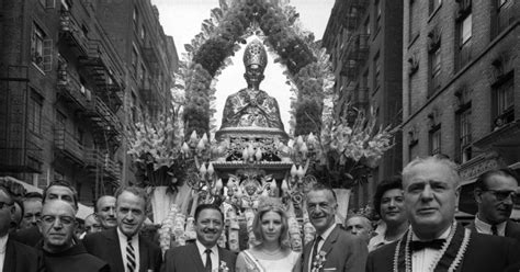 new york through the 1781579733 celebrating san gennaro new york s little italy through the years