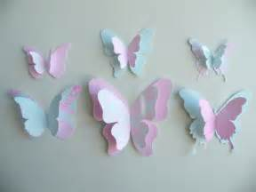 How To Make Paper Butterflies For Wall - 25 best ideas about butterfly wall decor on