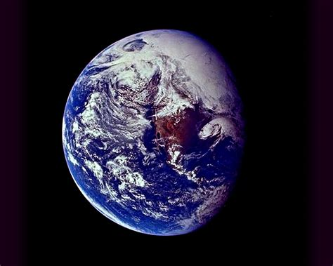 Earth From Space Background Image, Wallpaper or Texture