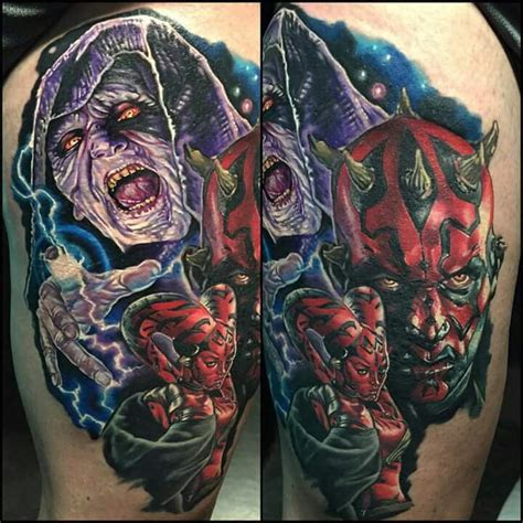 darth maul tattoo 1196 best images about tattoos on flower