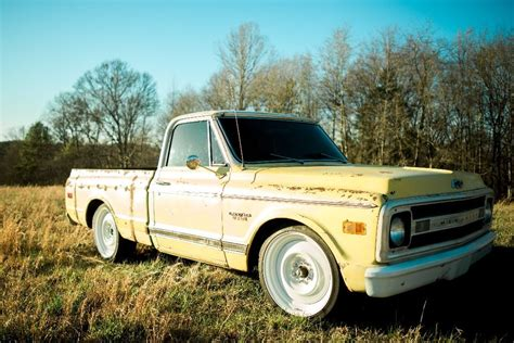 Yellow For Sale Yellow Custom 1969 Chevrolet C10 For Sale