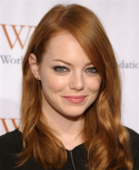 celebrities with red hair and green eyes how many of these celebrities are natural redheads