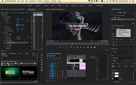 Adobe Premiere Pro Cc 2018 Offline Installer Iso Free Download Premiere Pro Animation Templates