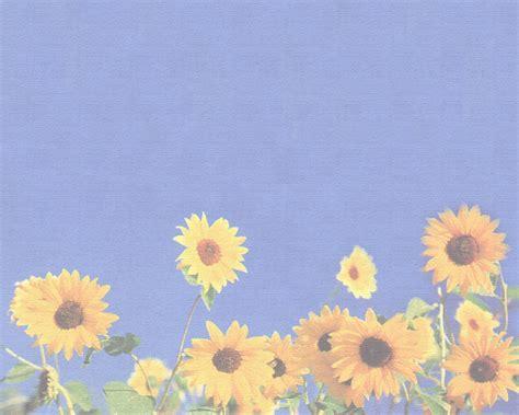 Sun Flowers 1001 Christian Clipart Free Flower Powerpoint Template Wallpapers 1280 X 1024