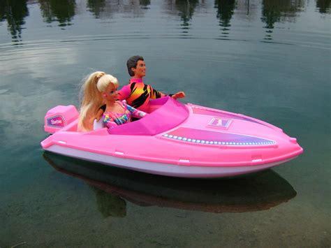 dream boat barbie pinterest - Barbie Speed Boat Argos