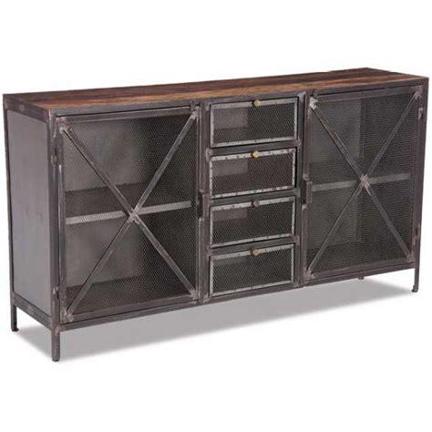 sie a5401 vintage industrial sideboard by shivam - Sideboard Industrial