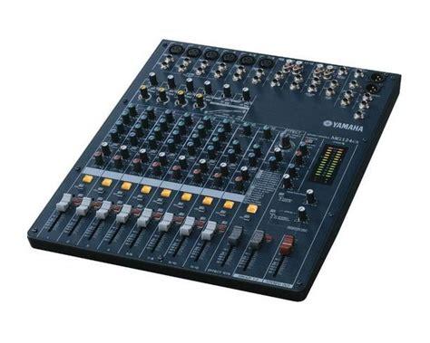 Baru Mixer Yamaha Mg124cx yamaha mg124cx mixer passivo suonostore