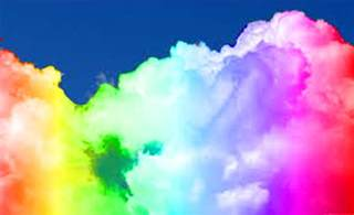 Rainbow Cloud by Gallery For Gt Rainbow Clouds