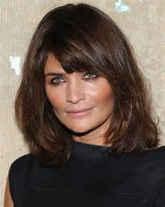 flattering hairstyles for 40 s and square faces come scegliere il taglio di capelli giusto foto pourfemme