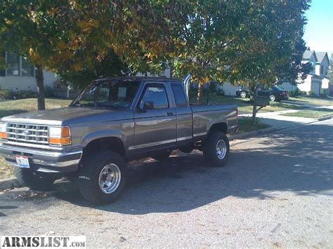 4bt cummins ranger armslist for sale 1991 ford ranger cummins diesel 7500