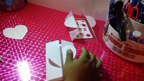 Open Scrapbook Facil Y Original Youtube Newhairstylesformen2014com | carta corazon pop open scrapbook original y facil youtube