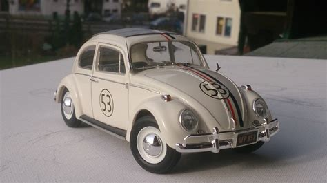 Vw Herbie Aufkleber by Herbie Vw K 228 Fer Umbau Tamyia Europ 228 Er Das Wettringer