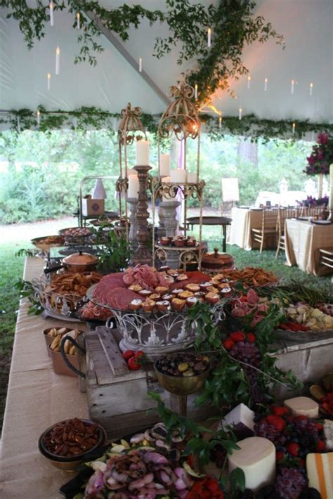 STB Medieval Themed Buffet/Feast   Food   Viking wedding