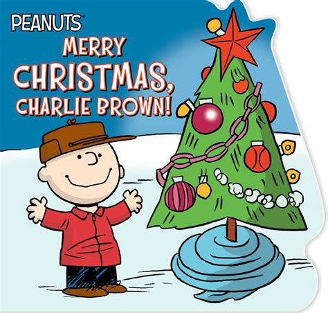 merry christmas charlie brown book  charles  schulz cala spinner robert pope
