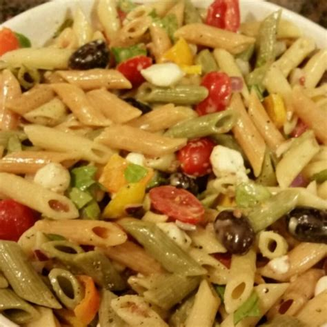 pasta salad italian dressing easy italian pasta salad photos allrecipes com