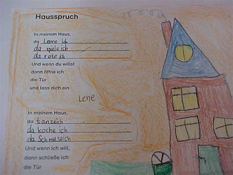gedicht haus bernhard overberg grundschule gronau epe