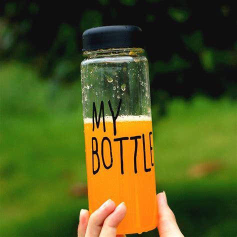 Botol Minum Big 500ml Big Water Bottle B28 aliexpress buy fashion my bottle 500 ml plastic