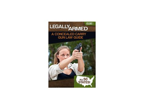 concealed carry bible a complete self defense guide a to z books new mississippi concealed carry gives more options