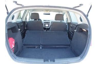 Seat Leon St Kofferraum Maße by Adac Auto Test Seat Leon 1 6 Tdi E Ecomotive Style