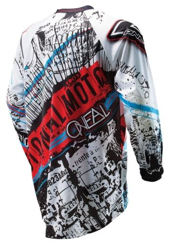 Glove Oneal Youth Anak Original oneal element acid jersey