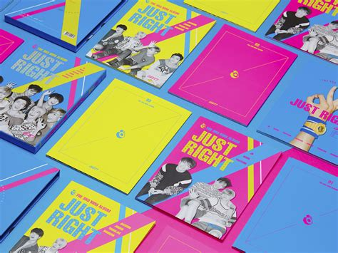 Got7 Just Right Album got7 quot just right quot entry if world design guide