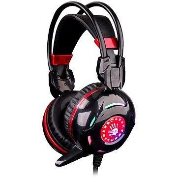 Headset Gaming Bloody bloody a4tech g300 black headphones with mic alzashop