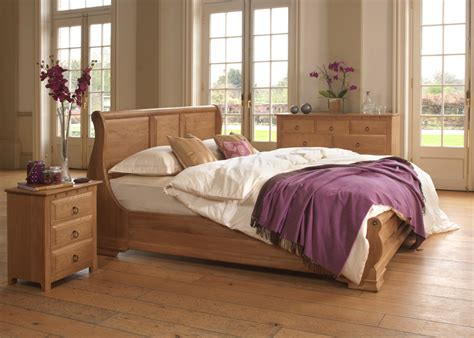 Monaco King Sleigh Bed By Sleigh Bed The Monaco In Solid Wood