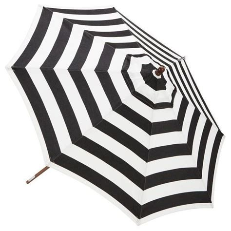 black and white striped patio umbrella patio black and white striped patio umbrella home